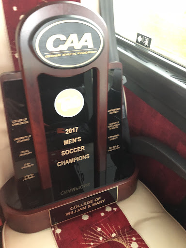 2017 CAA Men's Soccer Champions - College of William & Mary